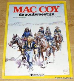 Mac Coy 14 - De Zoutwoestijn