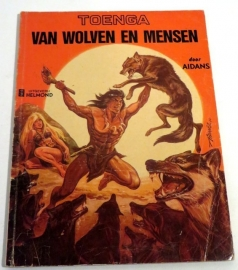 Toenga - Van wolven en mensen