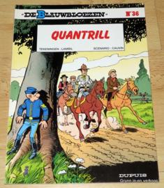 De Blauwbloezen Nr 36 - Quantrill