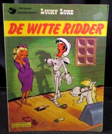 Lucky Luke 12: De Witte Ridder