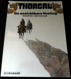 Thorgal 19: De onzichtbare vesting