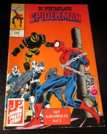 De Spectaculaire Spiderman Nr 175