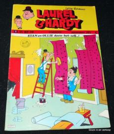 Laurel en Hardy nr. 195 - Stan en Ollie doen het zelf..!