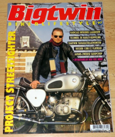 Big Twin 97, Motor Magazine, Biker Lifestyle, Biker Magazine, 1995