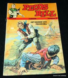 Pecos Bill Nr 11 - Het geheim van Pecos Bill