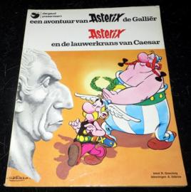 Asterix en de Lauwerkrans van Caesar