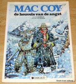 Mac Coy 13 - De Heuvels van de Angst