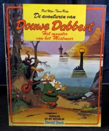 Douwe Dabbert 5 - Het Monster van het Mistmeer