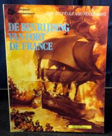 Roodbaard 12 - De Bevrijding van Fort de France