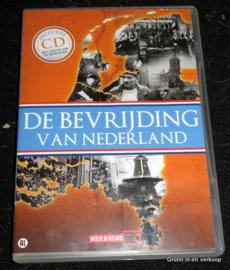 De Bevrijding Van Nederland - DVD + CD met liedjes van de bevrijding