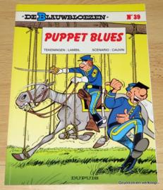 De Blauwbloezen Nr 39 - Puppet Blues