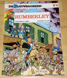 De Blauwbloezen Nr 15 - Rumberley