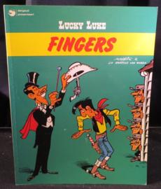 Lucky Luke 23: Fingers