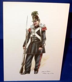 Genie - Uniform 1855