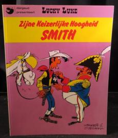 Lucky Luke 14: Zijne Keizerlijke Hoogheid Smith