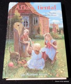Afke's Tiental, Nederlandstalig hardcover,  leesboek.