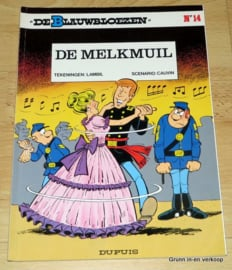 De Blauwbloezen Nr 14 - De Melkmuil