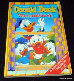 Donald Duck - Vakantieboek 2002