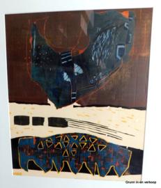 Schilderijen, houtsnede, prenten enz..