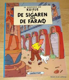 De Avonturen van Kuifje - De Sigaren van de Farao
