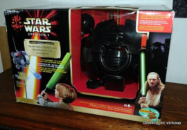Star Wars Episode 1 Electronic Sith Droid Attack Game