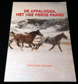 De Appaloosa - Het Nez Perce paard