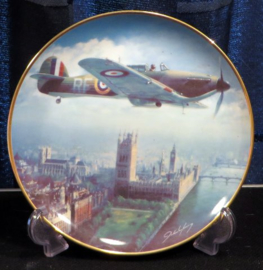 Pride Of The RAF, Franklin Mint Limited Edition bord