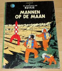 De Avonturen van Kuifje - Mannen op de Maan