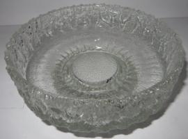 Mid-Century Modern Art Glass schaal