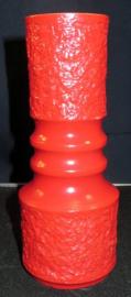 Koninklijke Porzellan Bavaria KPM rode porselein rode vaas