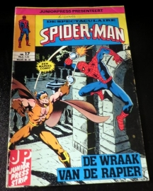 De Spectaculaire Spiderman Nr 17