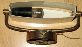 Vintage 50er / 60er jaren wandlampje