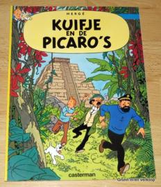 De Avonturen van Kuifje - Kuifje en de Picaro's