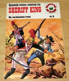 Sheriff King - De Verdwenen Trein
