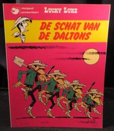 Lucky Luke 18: De schat van de Daltons