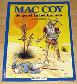 Mac Coy 16 - De Geest in het Harnas