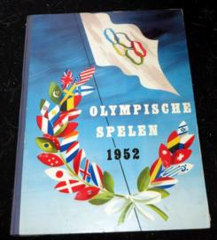 Olympische spelen 1952 - Plaatjesalbum