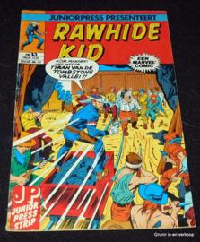 Rawhide Kid Nr 13 - De tiran van de Tombstone Vallei
