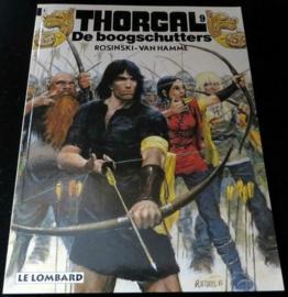Thorgal 9: De boogschutters