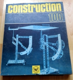 Construction 100  - bouwdoos, Meccano