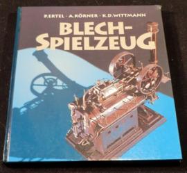 Blechspielzeug, mechanische speelgoed uit de eerste helft 20ste eeuw