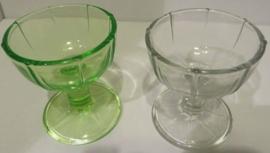 IJscoupes '' Glace '' glasservies.