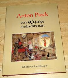 Anton Pieck een 90-jarige ambachtsman