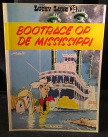 Lucky Luke 16: Bootrace op de Mississippi