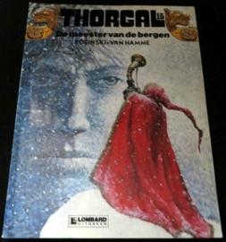 Thorgal 15: De meester van de bergen