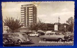 Arnhem  - Velperplein m. Nillmy - Torenflat