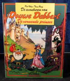 Douwe Dabbert 1 - De Verwende Prinses