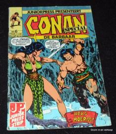 Conan de Barbaar - Special nr: 6 -  De heks in het Moeras