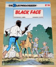 De Blauwbloezen Nr 20 - Black Face
