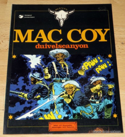 Mac Coy 9 - Duivelscanyon
